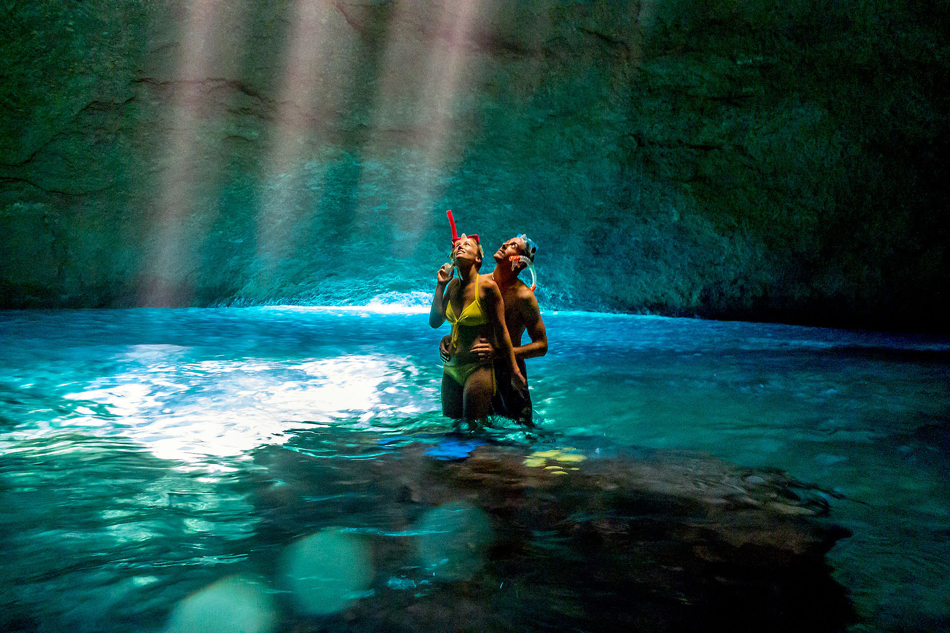 Blue Lagoon Tour Vanuatu